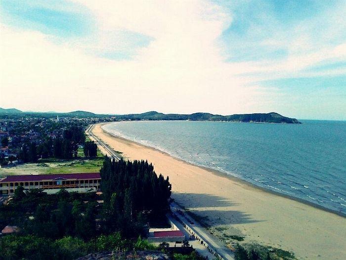 biển Hải Thanh - Thanh Hóa