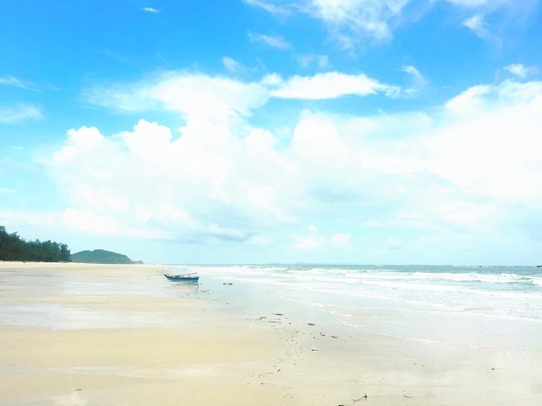 Biển quan lạn Quảng Ninh