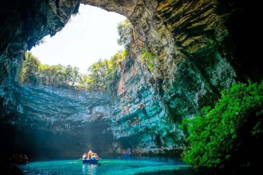 hang động ở Phong Nha Kẻ Bàng, Ninh Bình