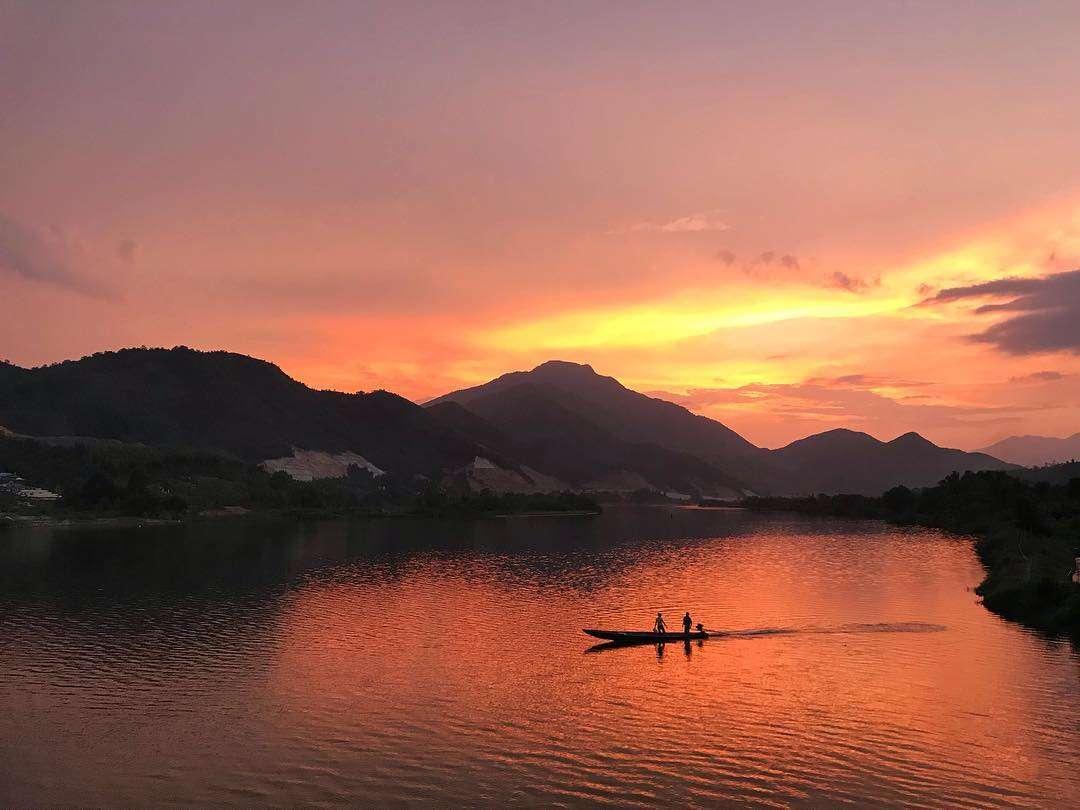 sông Cu Đê Đà Nẵng